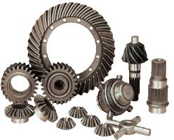 Heavy-Duty Truck Differential Parts